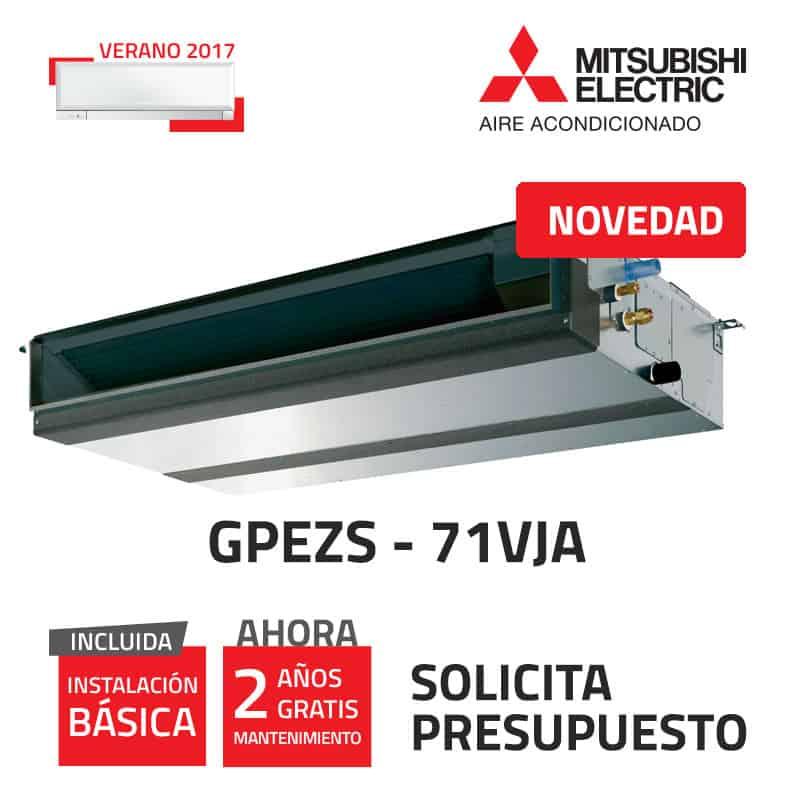 GPEZS-71VJA mitsubishi electric