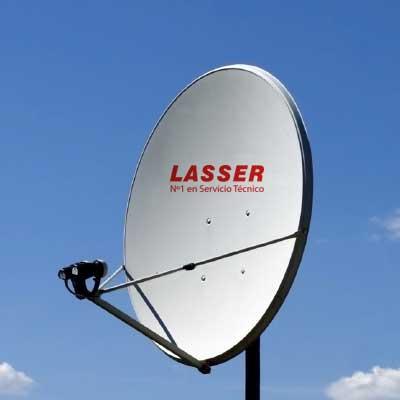 antena-satelite-lasser-empresa-madrid