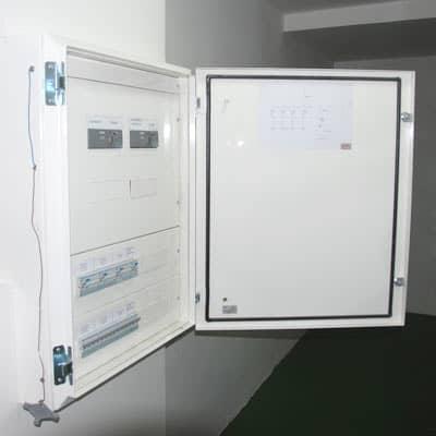 Cuadro electrico comunidad empresa madrid grupo lasser - Empresas interiorismo madrid ...
