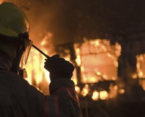 protección contra incendios en tu comunidad o vivienda