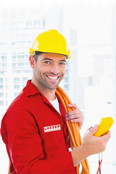 trabajador-lasser-empresa-mantenimiento-madrid