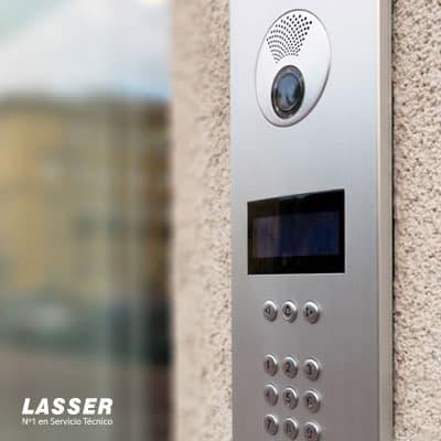 mantenimiento-videoportero-comunidad-madrid-lasser