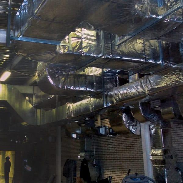 Empresa climatizacion industrial madrid 1 grupo lasser - Empresas interiorismo madrid ...