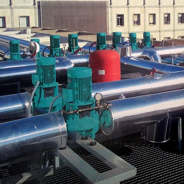 Empresa climatizacion industrial madrid 5 grupo lasser - Empresas interiorismo madrid ...