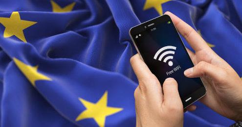 conexión gratis para ciudadanos y transeúntes en espacios públicos