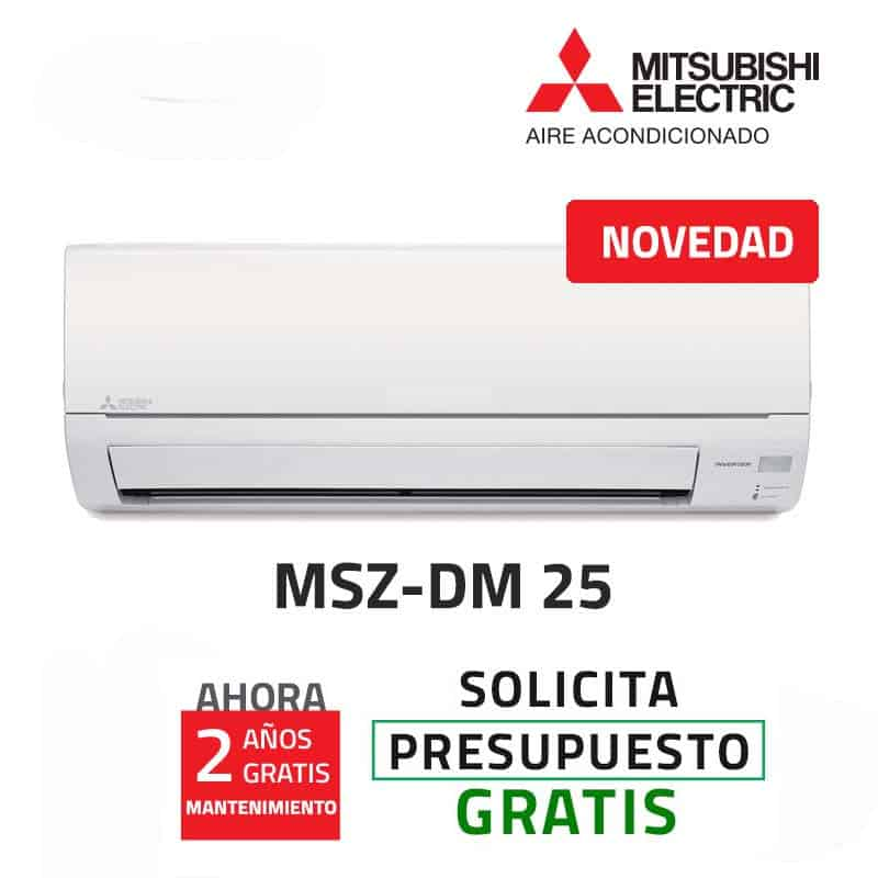 mitsubishi-electric-msz-dm-25-aire-acondicionado-2