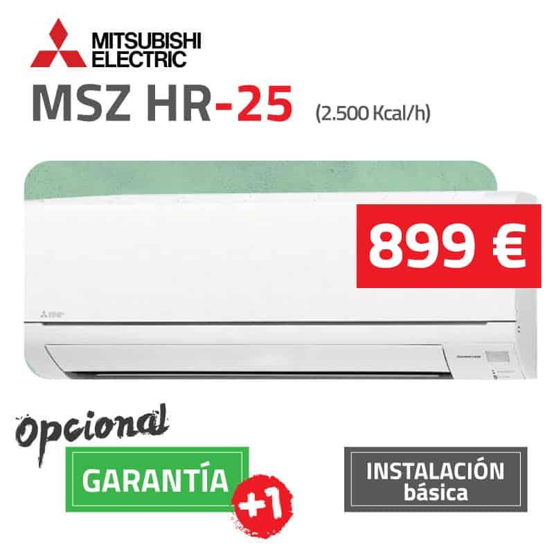 MITSUBHISI-25-HR