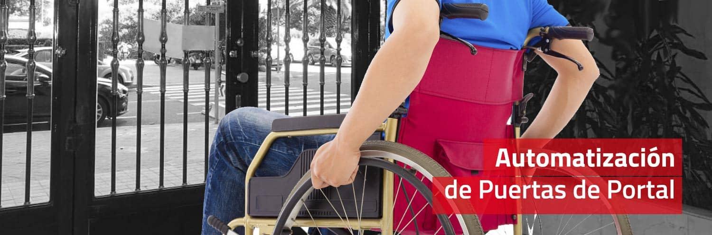 automatizacion-puertas-portal-comunidades-peatonales-batientes-empresa-madrid