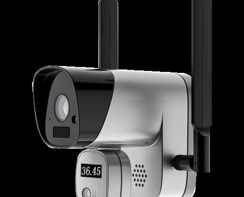 sistema termografia portatil para accesos para tripode