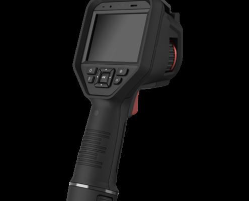 sistema termografia portatil para accesos