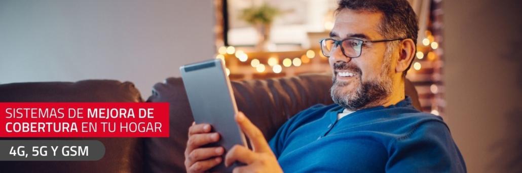 mejora cobertura móvil hogar
