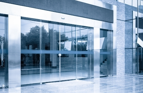 puertas-de-cristal-automáticas