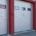 puertas de garaje con acceso peatonal